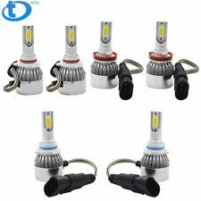 Combo 9005 + H11 + 9006 3900W 585000LM CREE LED Headlight Kit Hi Low Bulbs 6000K