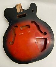 Vintage 1966 Harmony H-66 Vibra Jet Electric Guitar Body