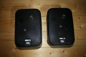 JBL Control One Speakers Used Good Condition