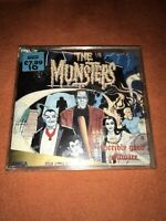 Commodore Amiga game  THE MUNSTERS FREE UK PP