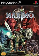 Used PS2 Maximo Japan Import (Free Shipping)、