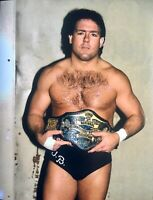 Tully Blanchard 8x10 Wrestling Photo NWA FOUR HORSEMEN WWF WWE NWO WCW AEW