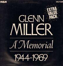 "Glenn Miller(2x12"" Vinyl LP Gatefold)A Memorial 1944-1969-RCA-GM.1-UK-1-Ex/Ex+"