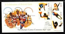 1996 OLYMPIC GAMES: Olympic Centenary (Keith Prowse) Crystal Palace OFFICIAL FDC