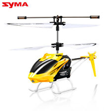 Official Syma W25 2CH Mini RC Helicopter Infrared Control Indoor Toy Kid Gift AU