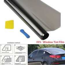 35% Window Solar Films Car Explosion Proof Film Heat Insulation Membrane Tightly