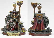 Warhammer 40,000 Cult Mechanicus Magos - Pro Painted