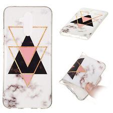 Silicone Skin Phone Case Cover For Huawei P20 Lite Mate 20 Lite Pro P Smart Plus
