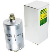 Original MANN-FILTER Kraftstofffilter WK 726 Fuel Filter