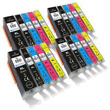 20 Ink Cartridges (5 Set) for Canon PIXMA iP7250, MG5450, MG6350, MG7150, MX925