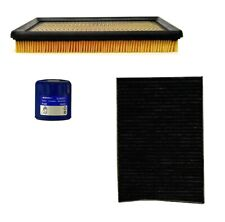 Engine Oil Air Carbon Cabin Filter Kit ACDelco Pro For Dodge Challenger V6 3.5L