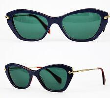 Miu Miu Sonnenbrille / Sunglasses VMU04L  52[]17  PC5-1O1 140/ 355(3) Ausstell.