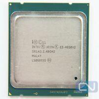 Intel Xeon E5-4650 V2 2.4GHz 25M 10 Cores 8GT/s SR1AG LGA2011 Fair Grade CPU