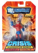 DC Universe Infinite Heroes Crisis - Manhunter Robot Action Figure UK Seller