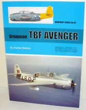 Warpaint Series No.87 - Grumman TBF Avenger              68 Pages           Book