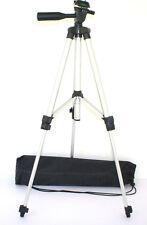 """50"""" Pro Photo/Video Tripod With Case for Canon Vixia HF M400 HV40"""