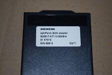 Siemens Hipath Octopus Optipoint ISDN Adapter Rechnung MWST