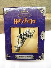 Hallmark Christmas Keepsake Ornament 2000 Harry Potter Pewter HARRY POTTER NEW
