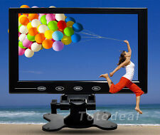 "Touch Button 9"" LCD CCTV PC Monitor HD Screen HDMI Video Audio Display UK STOCK"