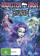 Monster High - Haunted (DVD, 2015)