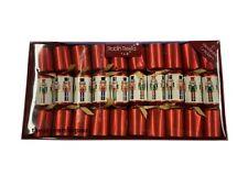 Robin Reed Holiday Crackers - Nutcracker, Set of 10 (41912)