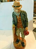 ROYAL DOULTON  THE GAFFER HN 2053 1949   MAN  HOBO