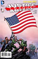 JUSTICE LEAGUE of AMERICA (2013) #1,2,3,4,5,6,7,7.1,7.2,7.3,7.4,8,9 (DC)!