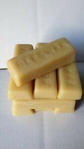 10x Pure Australian Beeswax Fingers (min wt 300g)