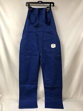 Salopette de Travail Homme Sanfor 100% Coton Couleur Bleu Neuf !!!!