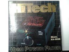 Hi Tech High Power Fader XA-300E 4-Channel Sound 50 Watts RMS