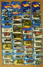 HOT WHEELS DIE CAST CARS TRUCKS ETC MIXED LOT OF 30 FREE SHIPPING LOT 4 !!!!