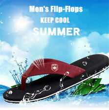 Men's Flip-Flops, Thongs Sandals Comfort Slippers for Beach