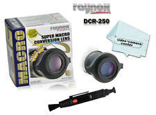 Raynox DCR-250  Super Macro Lens with Lenspen Cleaner and Micro Fiber Cleaning