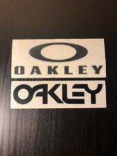 Oakley Sunglasses Decals stickers Skateboarding Snowboarding Skiing Colors Aval