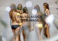 1970 MALIBU CALIFORNIA BIKINI SWIMSUIT GIRLS 5X7 PHOTO PINUP SEXY YOUNG BEAUTY