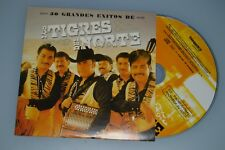 Los Tigres Del Norte ‎– Promo 30 Grandes Exitos De (4 TRACK). CD-Single/Promo
