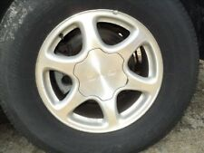 Wheel 17x7-1/2 C3 Partly Polished ID Tzz Fits 01 SIERRA 1500 PICKUP 247734
