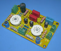 Experiment Prototype PCB Circuit for 7P 8P 9 pin Tube Valve Amp Amplifier Preamp