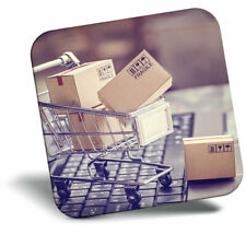 Awesome Fridge Magnet - Online Shopping Trolley Funny Cool Gift #21966