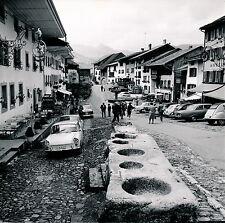 GRUYERE c. 1960 - Place Suisse - DIV 3599