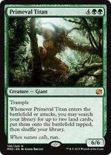 Primeval Titan MTG Modern Masters 2015 Mythic Rare