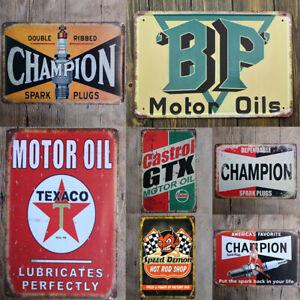 30*20cm Vintage Metal Tin Sign Plaque Poster Home Bar Pub Club Wall Decor 82UK