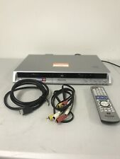 Panasonic Dmr-Eh55 Hdmi Dvr Dvd Recorder 200Gb Hdd Pvr With Remote & Cords