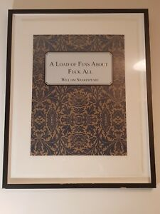 The Connor brothers original print