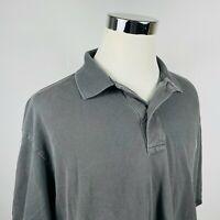 Ralph Lauren Mens 3XLT Tall Polo Shirt 100% Cotton Recent Label Gray Casual