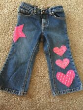 24 Month Childrens Place Embellished Jeans