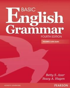 Basic English Grammar a with Audio CD (2014, CD-ROM / Trade Paperback)