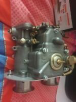 Webber carburettor 40 sidedraugh