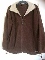 Women's Brown Sport Limited Jacket Size Small