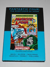 MARVEL PREMIERE CLASSIC VOL 75 FANTASTIC FOUR OVERTHROW OF DOOM 9780785156062 <